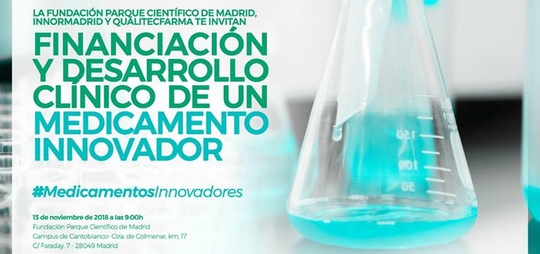 Financiación y desarrollo clínico del medicamento innovador: de la Start-Up a la PYME, la consolidación del proyecto