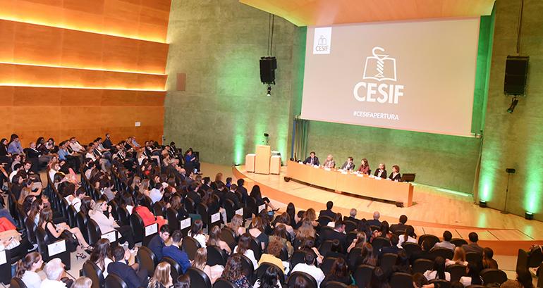 CESIF celebra el acto de clausura del curso académico 2017-2018 y apertura del 2018-2019 en Madrid y Barcelona