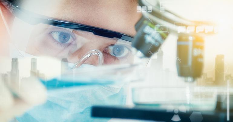 La desinfección por luz ultravioleta en procesos de transferencia de materiales