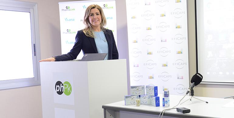 Pharmalink invierte seis millones en ampliar su planta de Tarragona