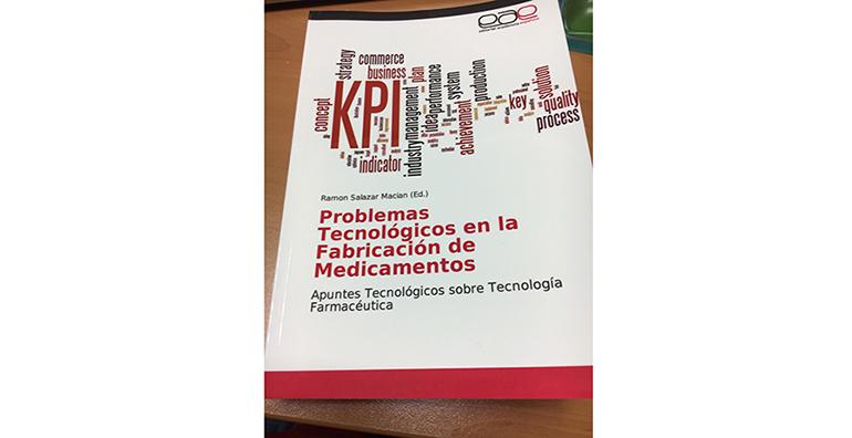 """Revisada la obra """"Problemas Tecnológicos en la Fabricación de medicamentos"""